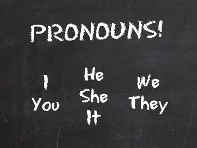 Essay do not use personal pronouns